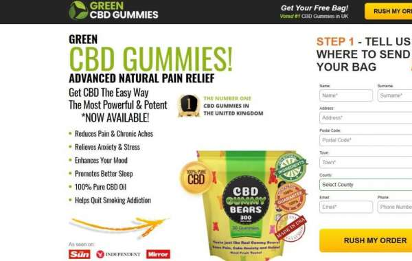 Why Green CBD Gummies Are Too Popular For Pain Today?